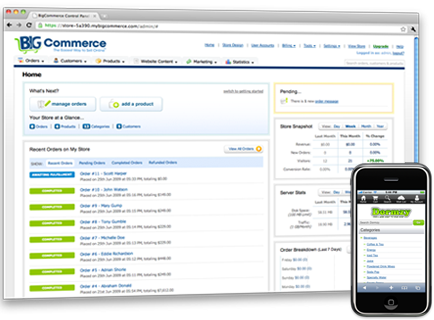 big commerce screenshot