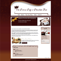 Crown chocolate