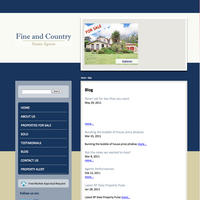 fine and country blog