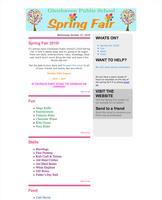 Glenhaven Public School Spring Fair